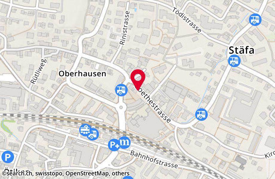 Goethestrasse 14,8712 Stäfa