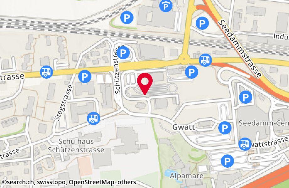 Gwattstrasse 2,8808 Pfäffikon