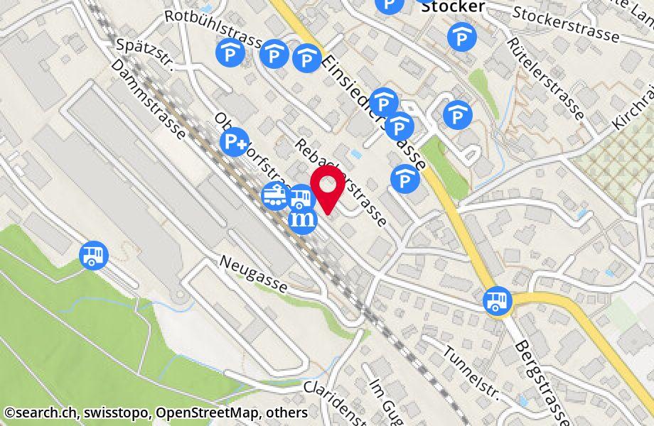 Oberdorfstrasse 51,8810 Horgen