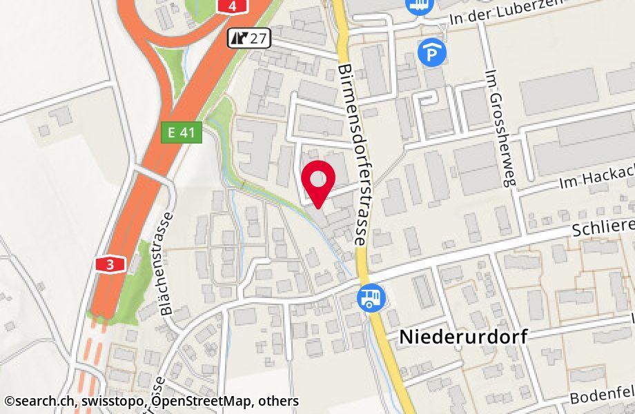 Birmensdorferstrasse 32A,8902 Urdorf