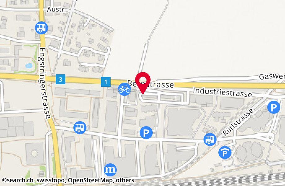 Industriestrasse 29,8952 Schlieren