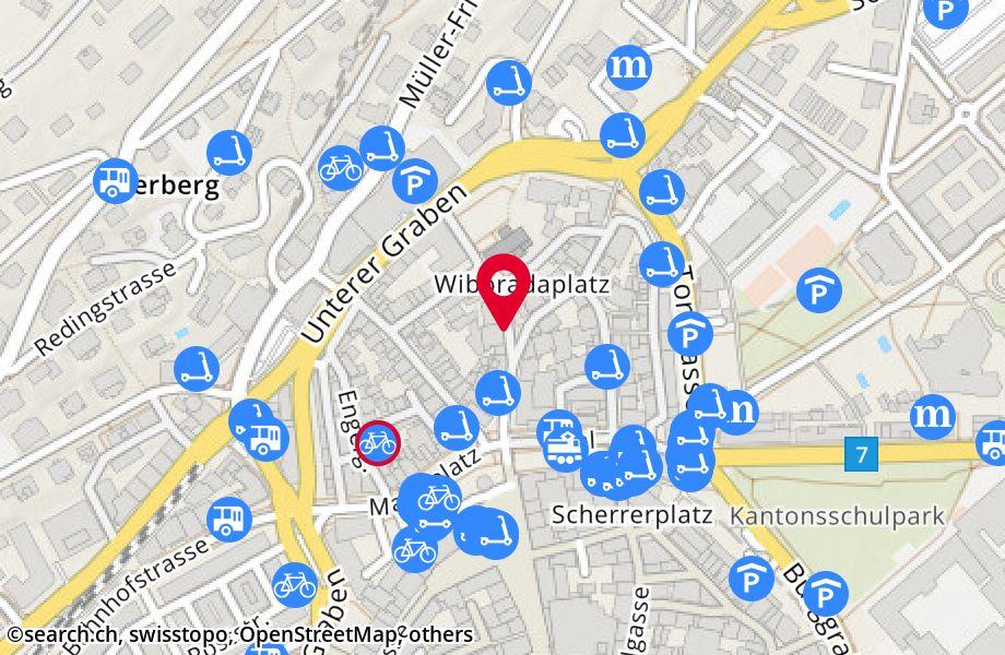 Magnihalden 7,9000 St. Gallen