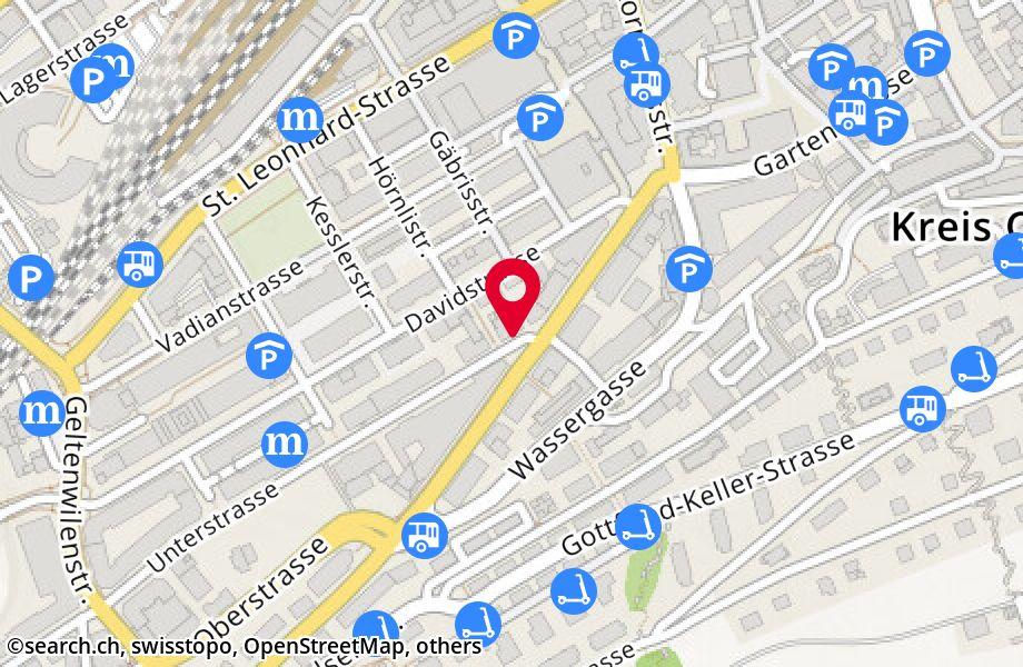 Unterstrasse 4,9000 St. Gallen