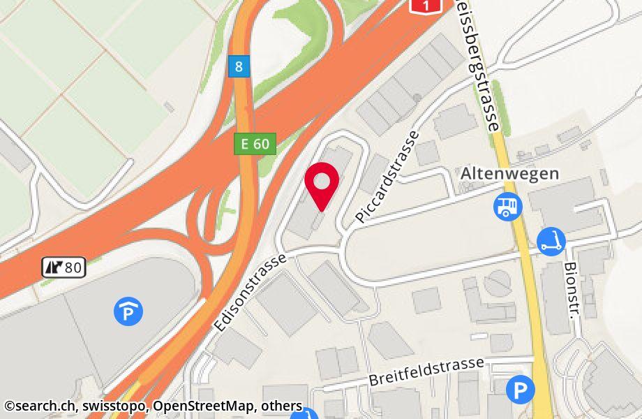 Piccardstrasse 13,9015 St. Gallen