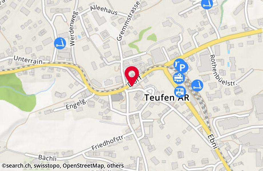 Dorf 20,9053 Teufen