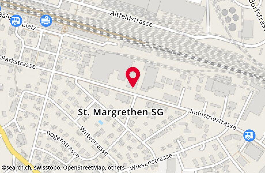 Industriestrasse 9,9430 St. Margrethen