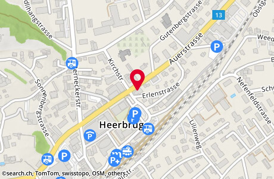 Auerstrasse 4,9435 Heerbrugg