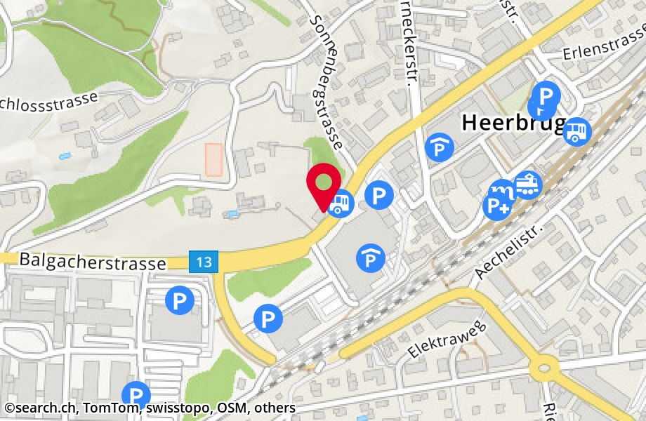 Balgacherstrasse 210,9435 Heerbrugg