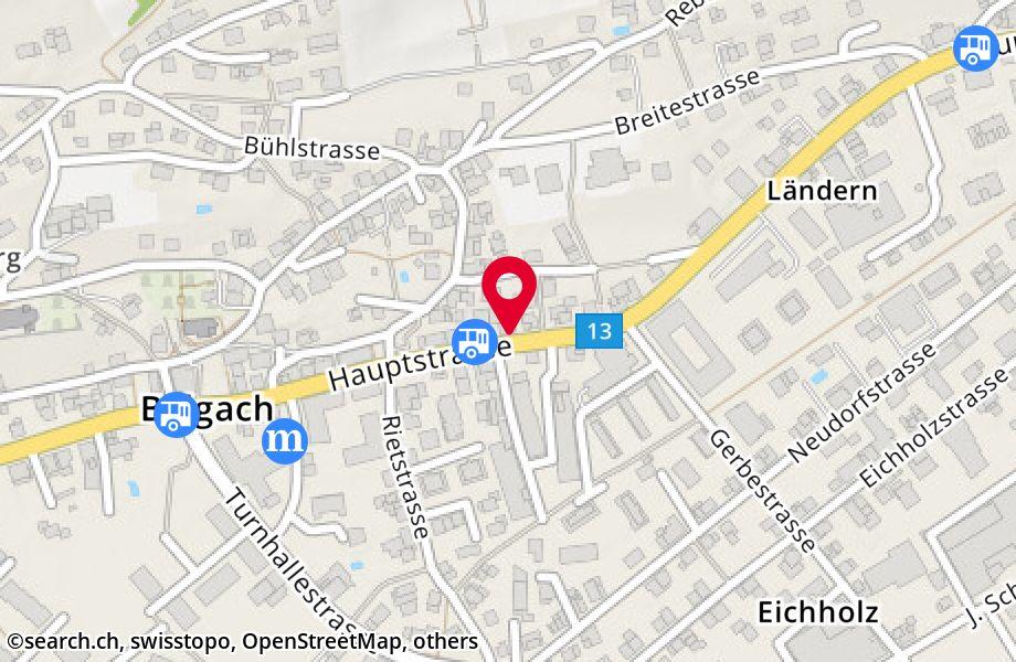 Hauptstrasse 34,9436 Balgach