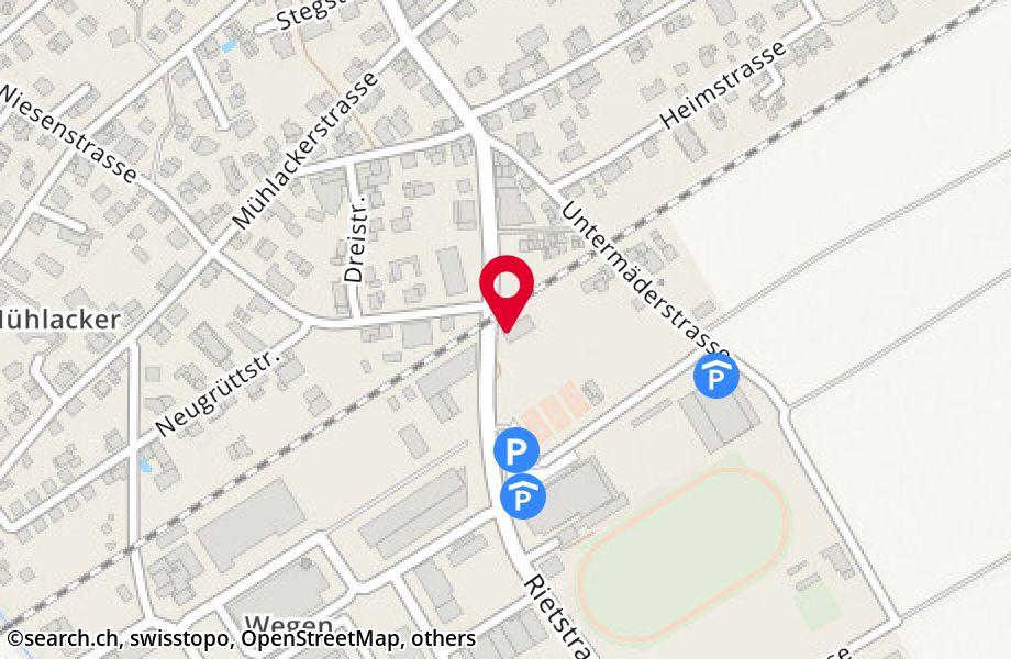 Rietstrasse 35,9436 Balgach