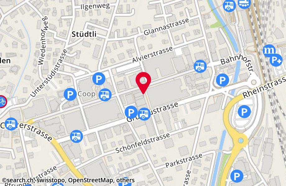 Bahnhofstrasse 29,9470 Buchs