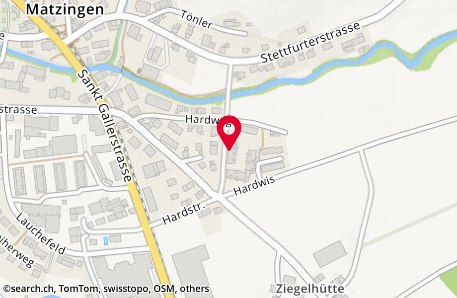Hardstrasse 18b,9548 Matzingen