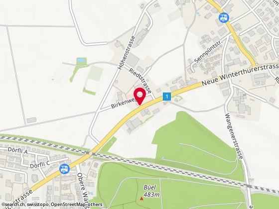 Neue Winterthurerstr. 40, Bassersdorf