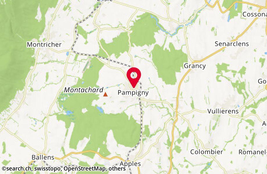 1142 Pampigny