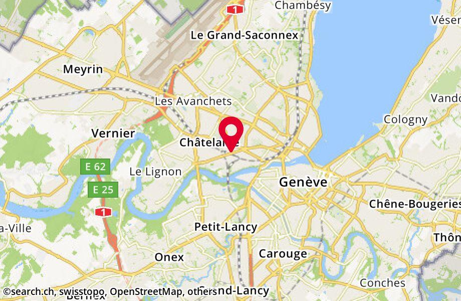 1203 Genève
