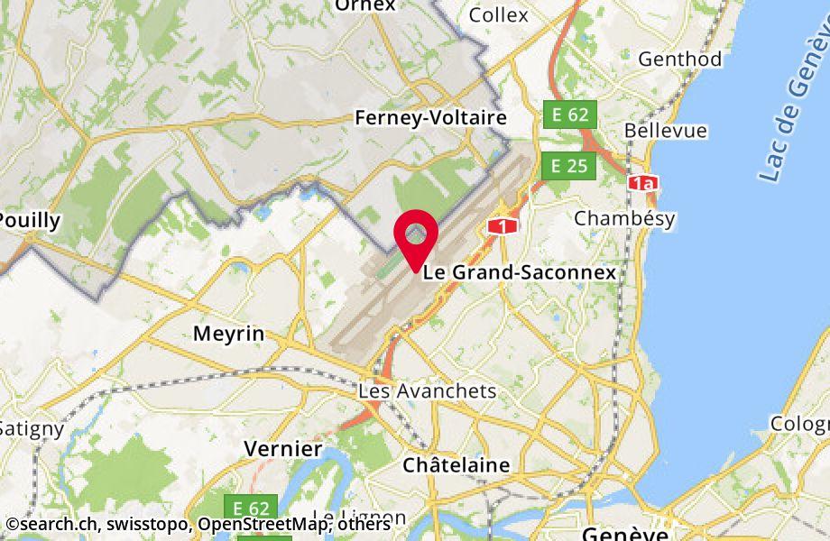 1215 Genève 15 Aéroport
