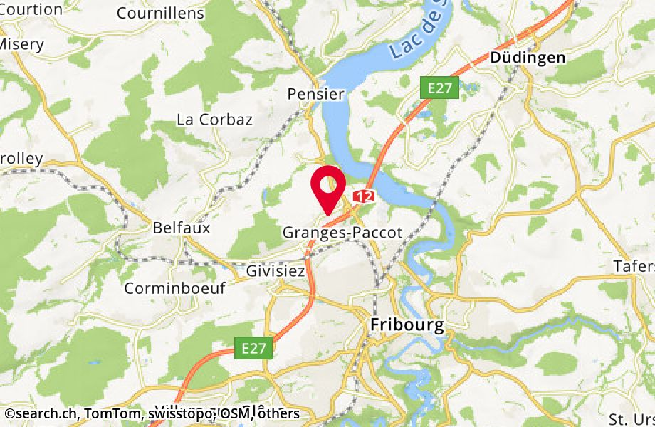 1763 Granges-Paccot