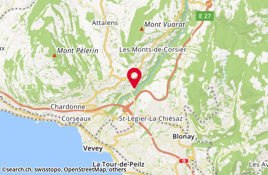 1809 Fenil-sur-Corsier