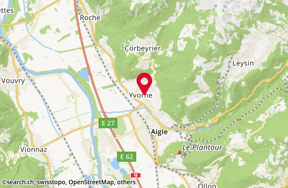 1853 Yvorne