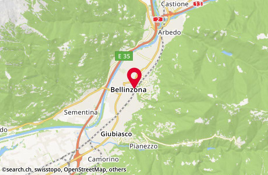 6500 Bellinzona