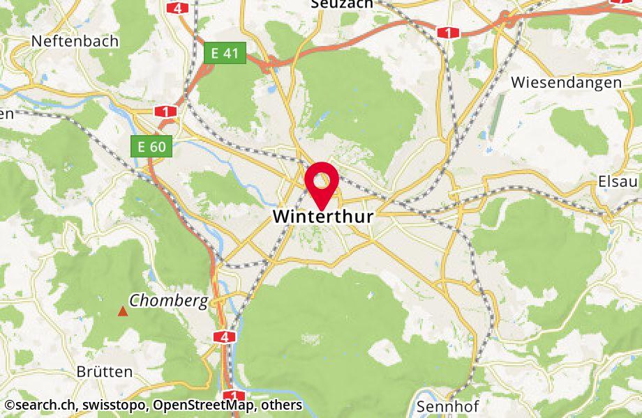 8400 Winterthur