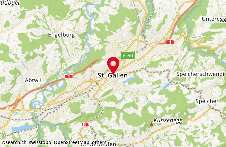 9000 St. Gallen