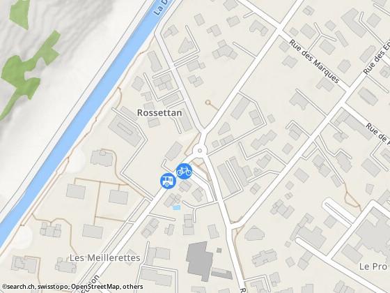 rue des Epineys 12, Martigny