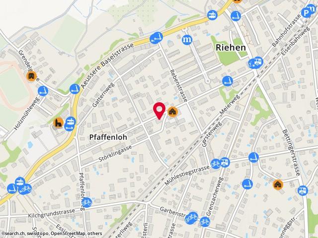 Burgstr. 57, 4125 Riehen