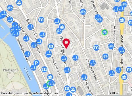 Map WEV