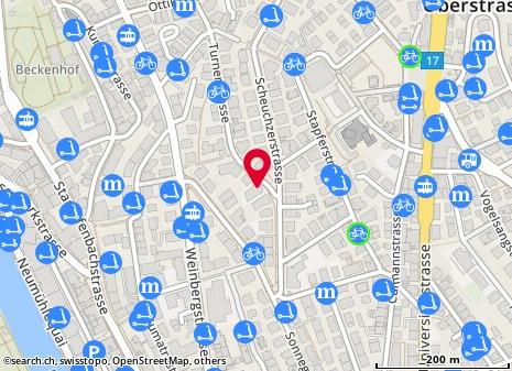 Map TUR
