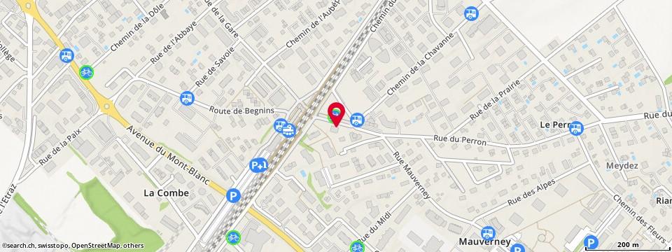 Rue du Perron 2 b, Gland