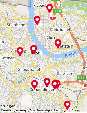 Visitenkarten In Basel 23 Treffer Local Ch