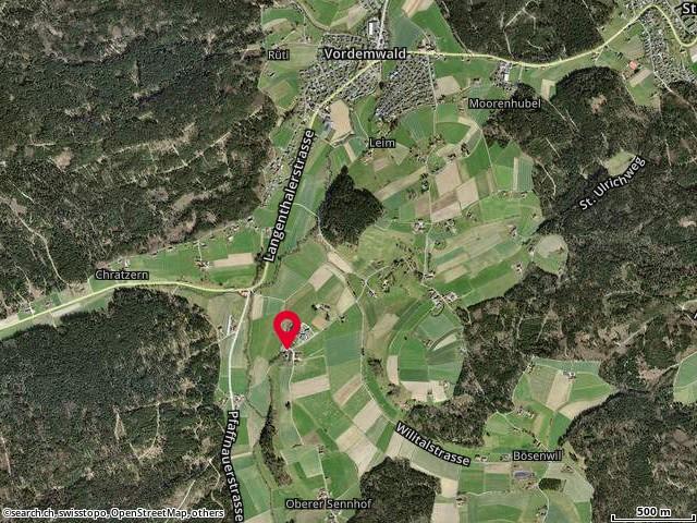 Pflegeheim Sennhof, Vordemwald