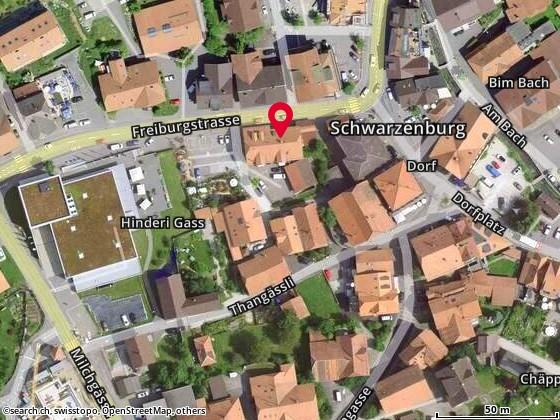 Freiburgstr. 1, 3150 Schwarzenburg