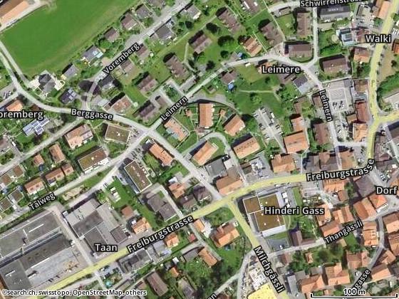Berggasse 2, Schwarzenburg