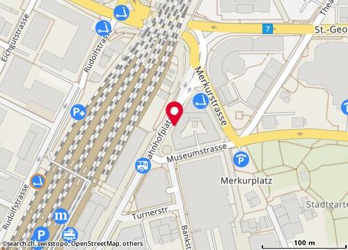 Bahnhofplatz 14, 8400 Winterthur
