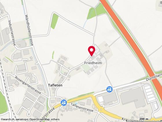 Friedheimstr. 14, Bubikon