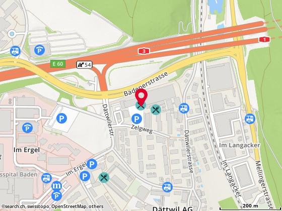 Zelgweg 15, 5405 Dättwil