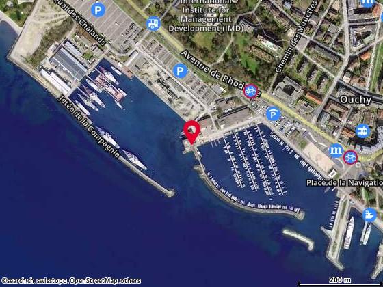 Ch. des Pêcheurs 11, Lausanne