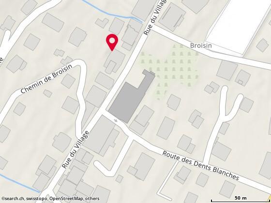 Rue du Village 54, Champéry