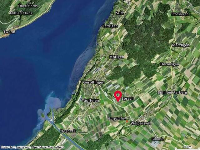 Karte: Epsach, Dorfstr. 4