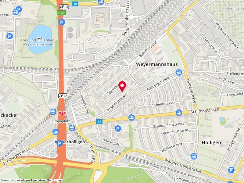map: pflanze & stein gartengestaltung, bern, krippenstr. 22, Garten ideen