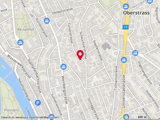 Location map  Services  resources  ETH Zurich