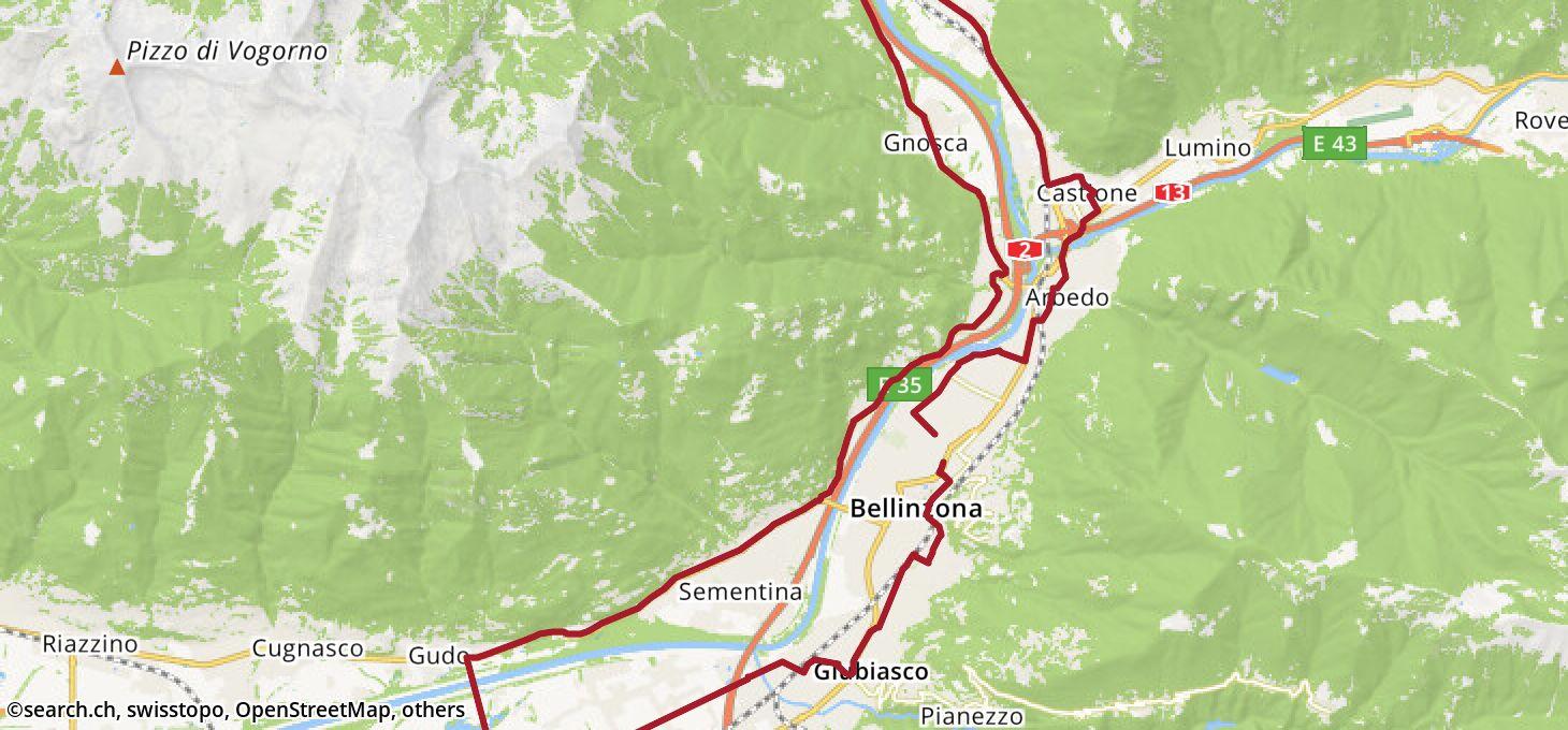 Karte: Ziel