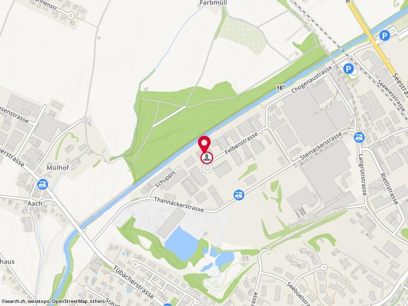 Map USGarage Goldach Felbenstr Searchch - What is ch on a us map
