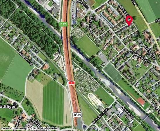 3422 Kirchberg BE Gotthelfweg 14
