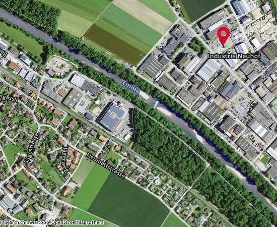 3422 Kirchberg BE Industrie Neuhof 22