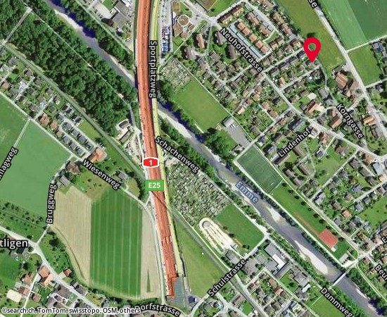 3422 Kirchberg BE Pestalozziweg 7
