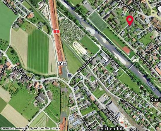 3422 Kirchberg Beundenweg 40