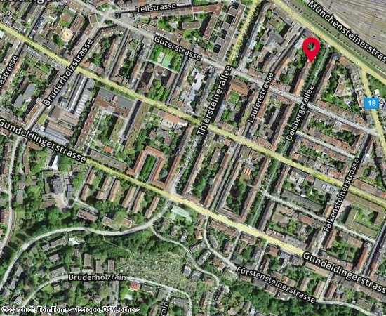 4053 Basel Delsbergerallee 12